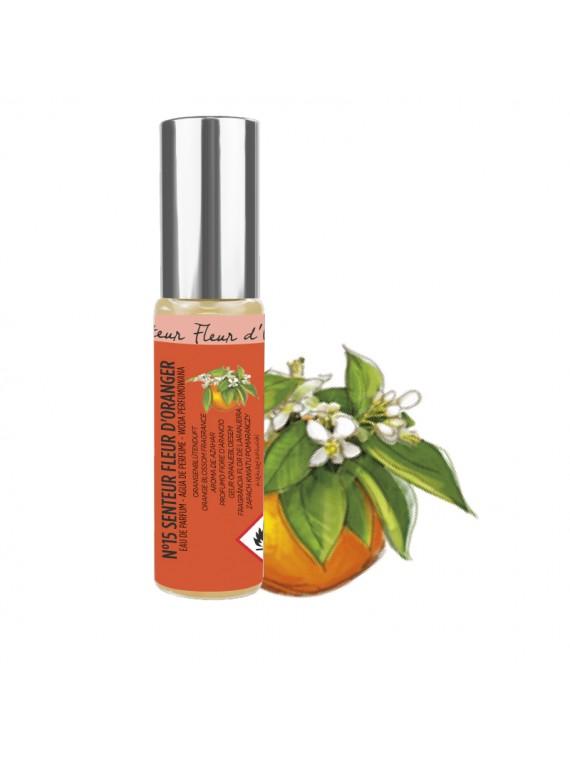 parfum fleur d'oranger miss europe action beauté