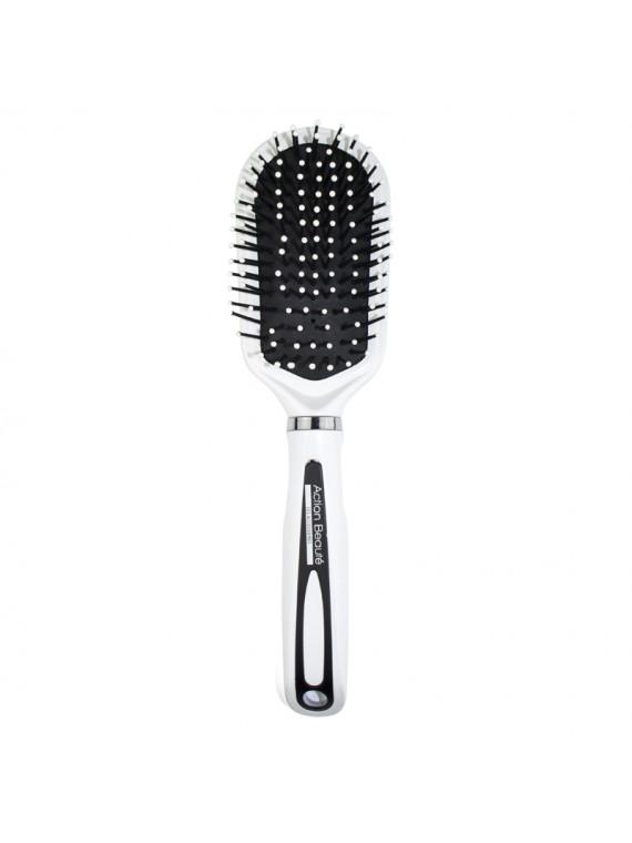 brosse cheveux démêlante long épais