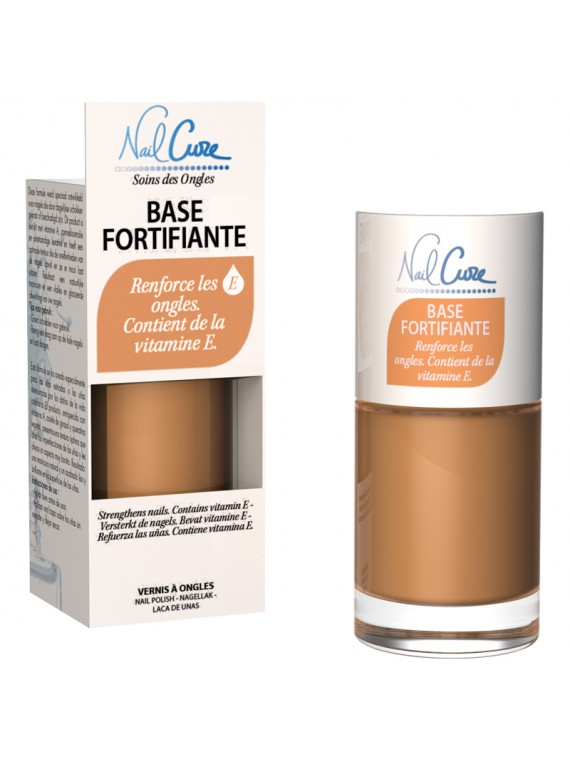 vernis nail cure base fortifiante