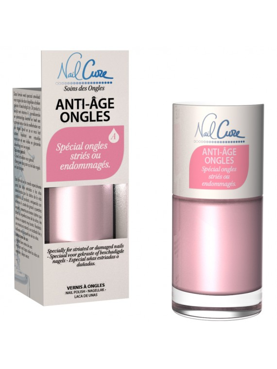 vernis nail cure anti age