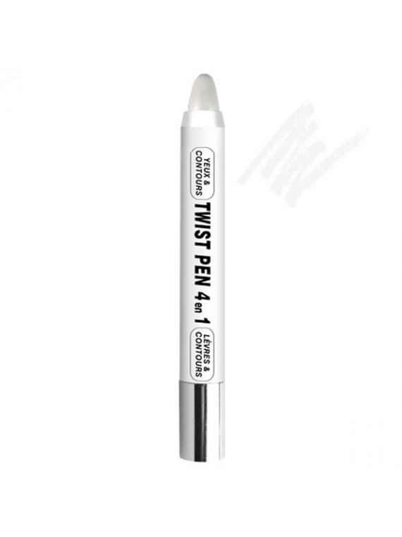 twist pen blanc miss europe