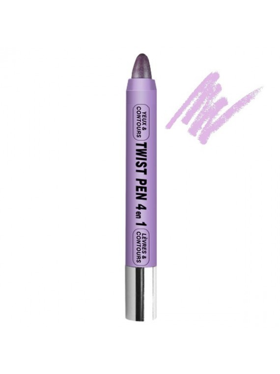 twist pen violet miss europe