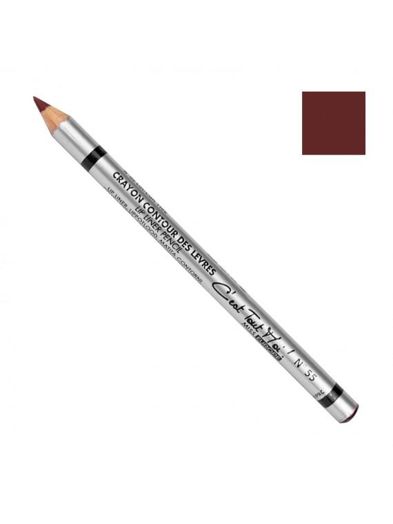 crayon lèvres cerise miss europe