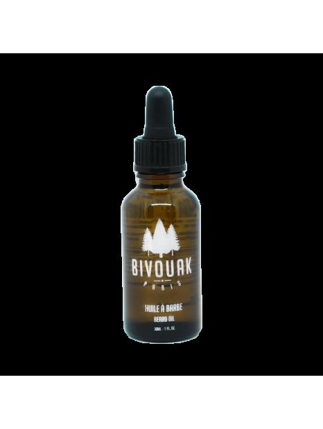 Bivouak huile à barbe bio 1